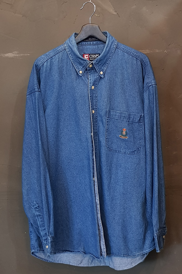 90's Chaps by Ralph Lauren-Denim (L)