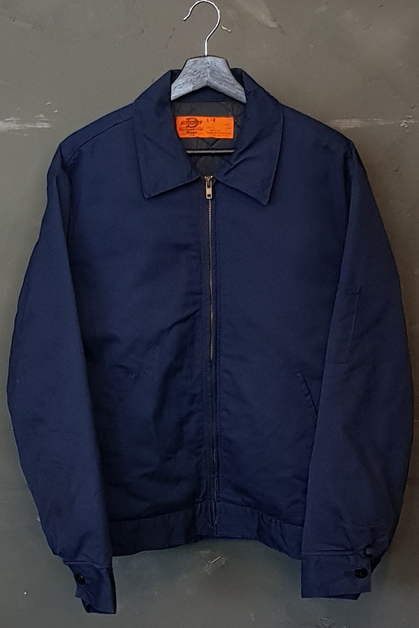 80's-90's Dickies - Work - Quilting - Made in U.S.A. (L-XL)