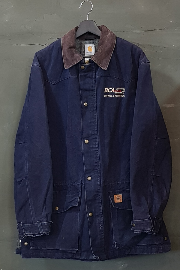 90's Carhartt - Barn Ranch Coat - Blanket Lined (M)