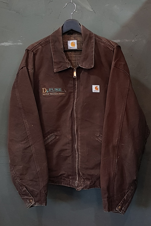 80's-90's Carhartt - Detroit - Blanket Lined - Made in U.S.A. (XL)