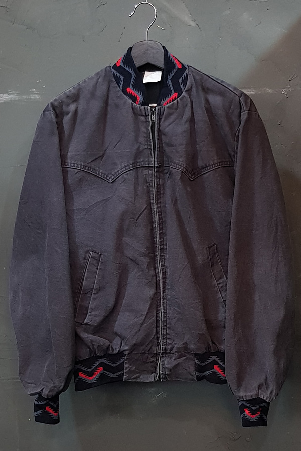 80's Walls Mountain - South Western - Made in U.S.A. (M-L)