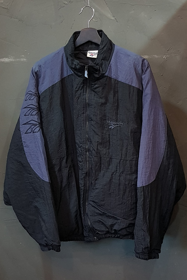 90's Reebok - Quilted Lined (XL)