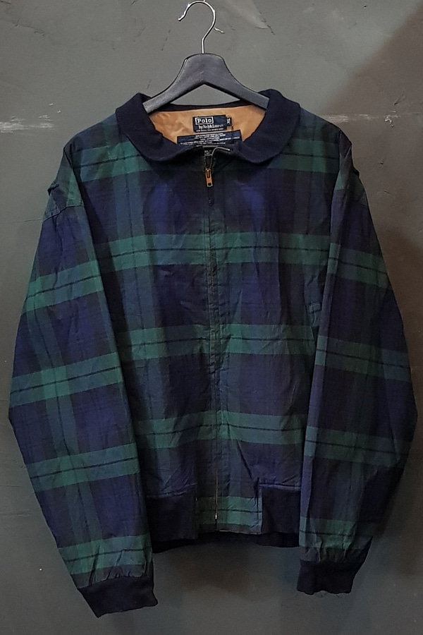 90's Polo by Ralph Lauren - Flannel Lined - Made in U.S.A. (XL)