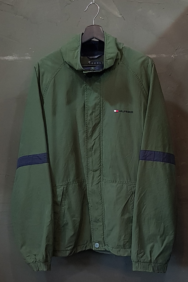 90's Tommy Hilfiger - Fleece Lined (XL)