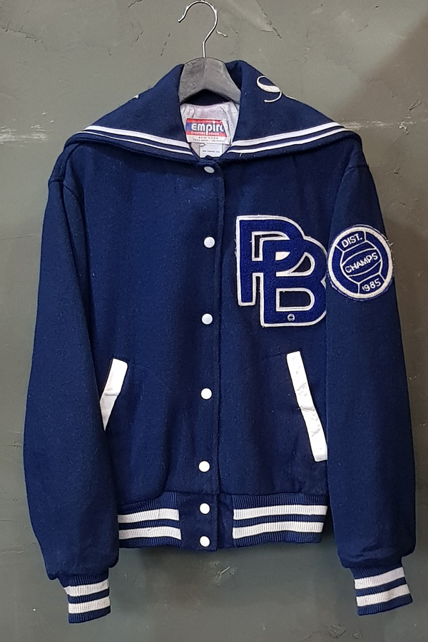 80's Empire Union - Varsity Cheerleader - Made in U.S.A. (M)