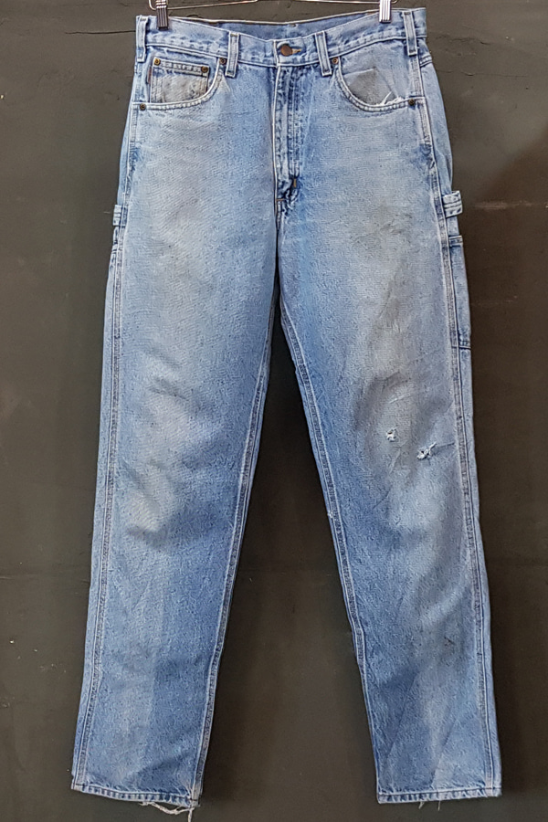80's Carhartt - Work Carpenter - Made in U.S.A. (33)