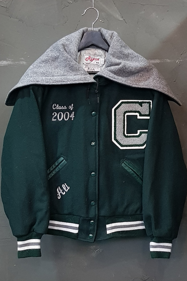 Ripon - Varsity Cheerleader - Quilted Lined - Made in U.S.A. (M-L)
