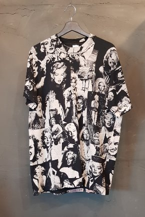 90's Fruit of the Loom - Marilyn Monroe (XL)