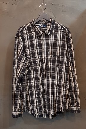 Polo by Ralph Lauren-Half button (XL)