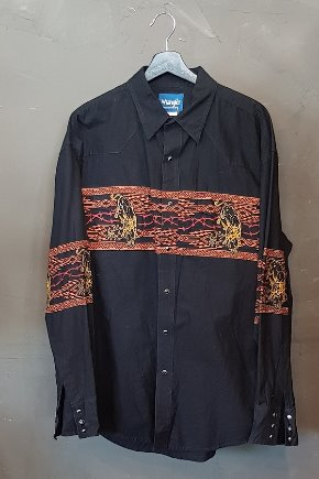 80's Wrangler-South Western (XL)