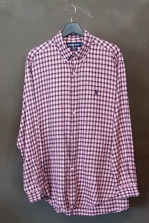Polo by Ralph Lauren-Flannel (L)