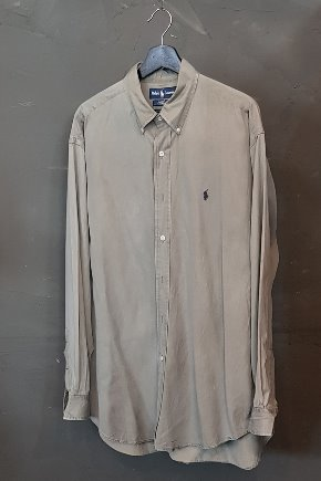 Polo by Ralph Lauren-SILK 62% (L)