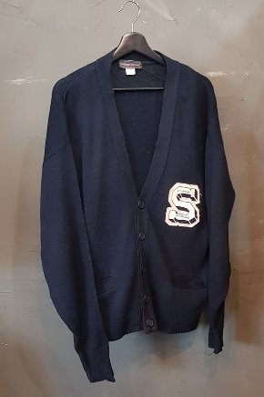 90's Letterman Sweater (L)