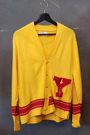 70's Letterman Sweater (S)