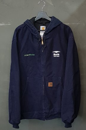 90's Carhartt - Duck Active - Thermal Lined - Made in U.S.A. - Deadstock (XL)