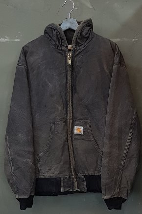 90's Carhartt - Duck Active - Quilted Flannel Lined (2XL)