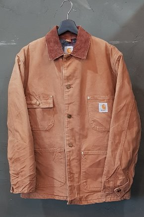 90's Carhartt - Coverall - Blanket - Made in U.S.A. (M-L)