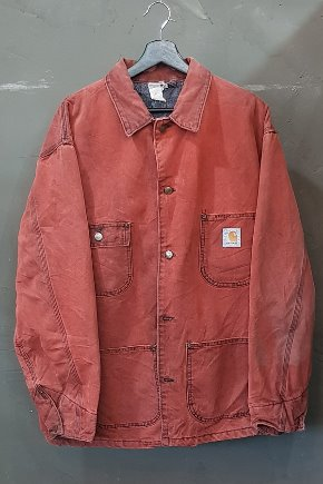 80's Carhartt - Coverall - Blanket - Made in U.S.A. (XL)