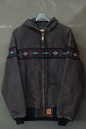 90's Carhartt - Duck Active - Quilting Lined (XL)