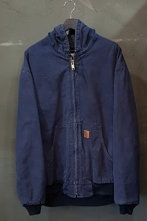 90's Carhartt - Duck Active - Quilted Lined (XL)