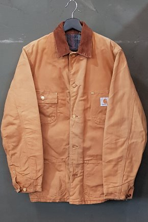 80's Carhartt - Coverall - Blanket Lined - Made in U.S.A. (M)