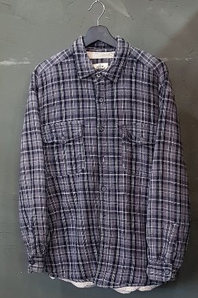 Levi's - Flannel - Sherpa Lined (XL)