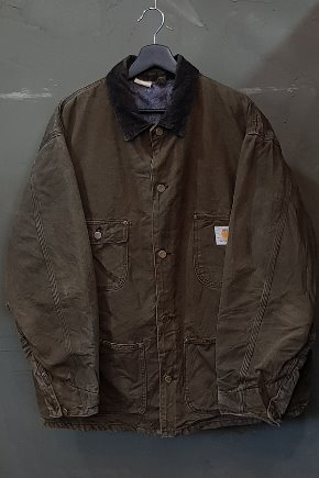 80's Carhartt - Coverall - Blanket Lined - Made in U.S.A. (XL)