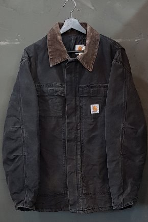 80's Carhartt - Yukon - Quilted Lined - Made in U.S.A. (XL)