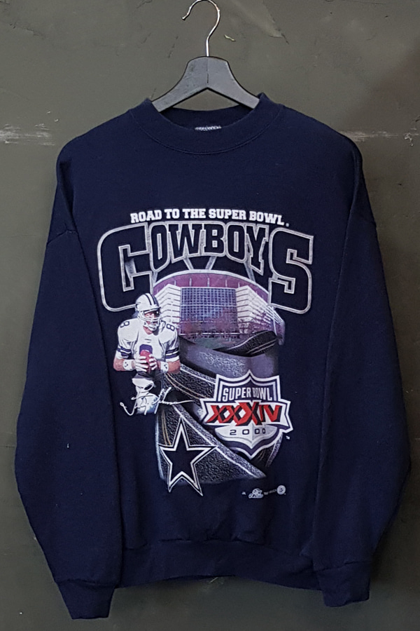 90's Tultex - NFL - Made in U.S.A. (L)